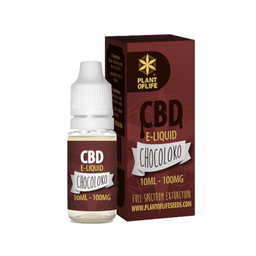 E-Liquide Chocoloko 1% CBD