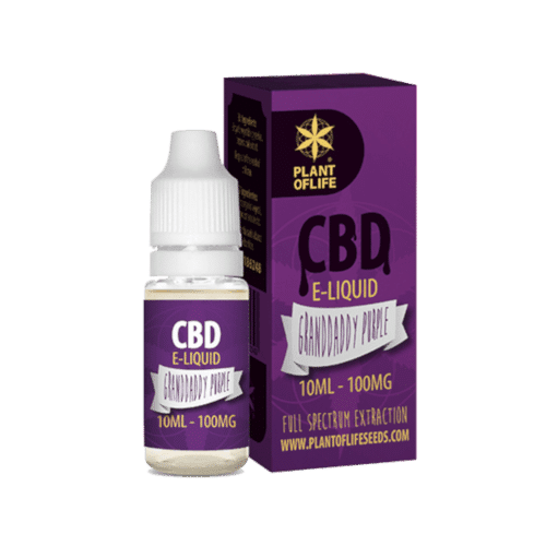 E-Liquide Granddaddy Purple 1% CBD