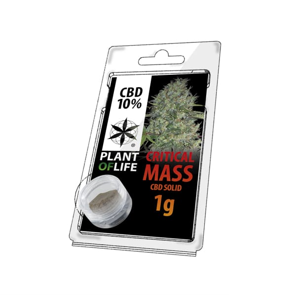 Critical Mass 10% CBD