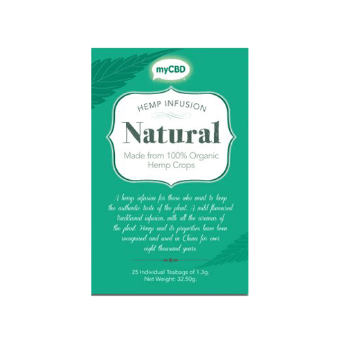 Thé Natural CBD
