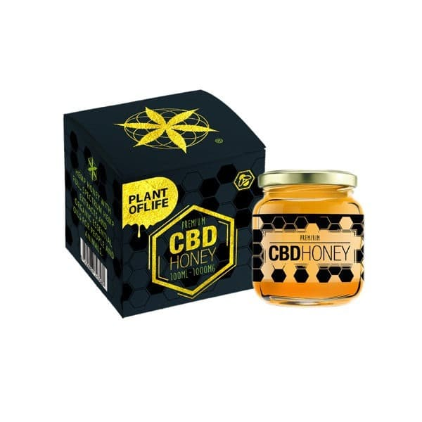 Miel de CBD 100ml