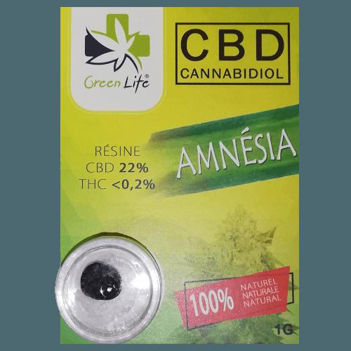 Résine Amnesia 22 gl