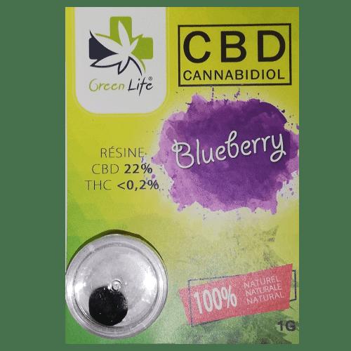 Blueberry 22%