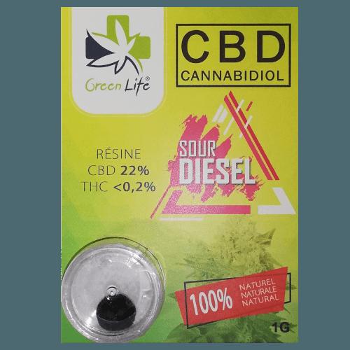Sour Diesel 22%