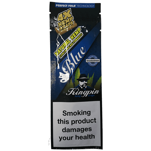 Blunt Hemp Wrap Blue