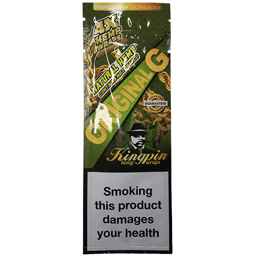 Blunt Hemp Wrap Original Green