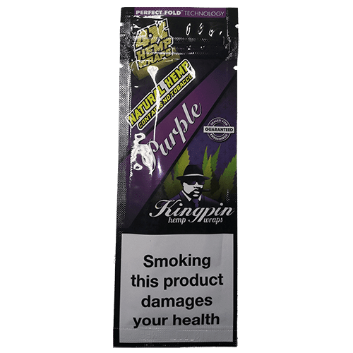 Blunt Hemp Wrap Purple