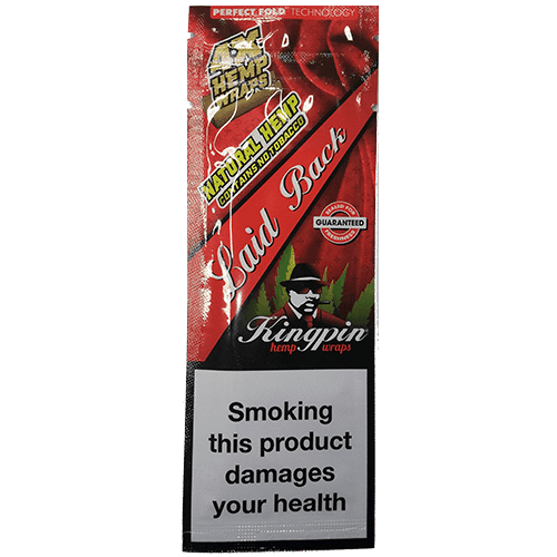 Blunt Hemp Wrap Red