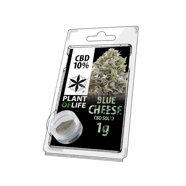Résine de CBD Blue Cheese