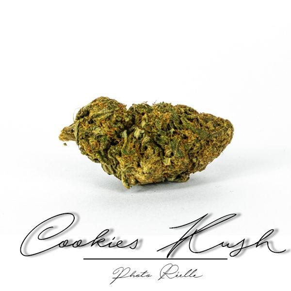 Fleurs CBD de Cookies Kush