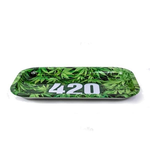 Plateau Inox Modéle 420