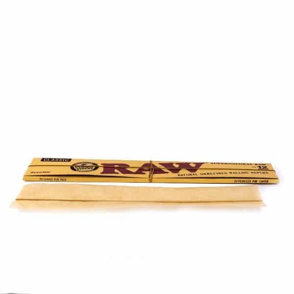Raw Classic Supenatural 30cm- Feuille à rouler