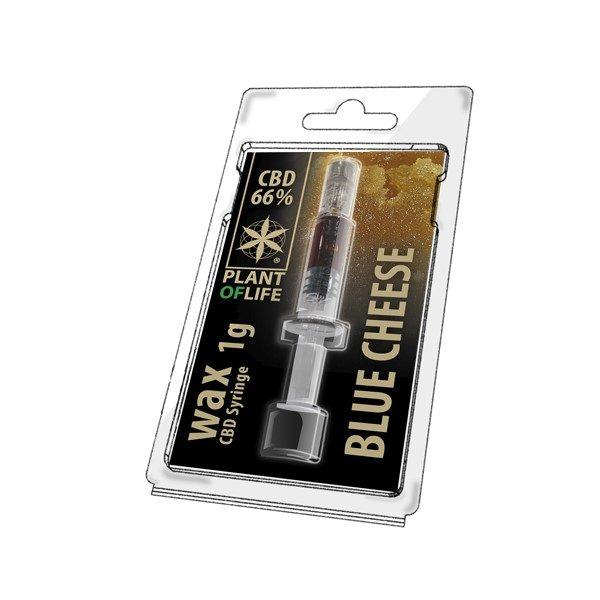 Wax de Blue Cheese 66% CBD (1g)