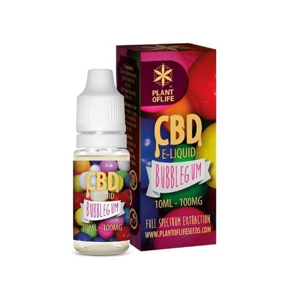 E-liquide CBD Bubblegum
