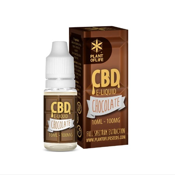 E-Liquide Chocolate 1% CBD