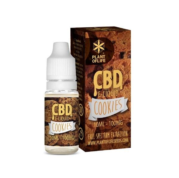 E-Liquide Cookies 1% CBD