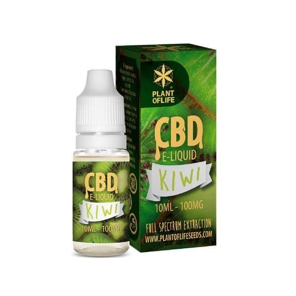 E-Liquide Kiwi 1% CBD