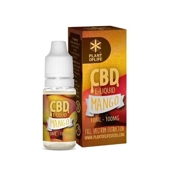 E-Liquide Mango 1% CBD