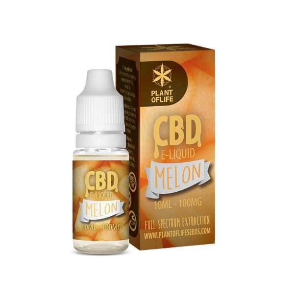 E-Liquide Melon 1% CBD