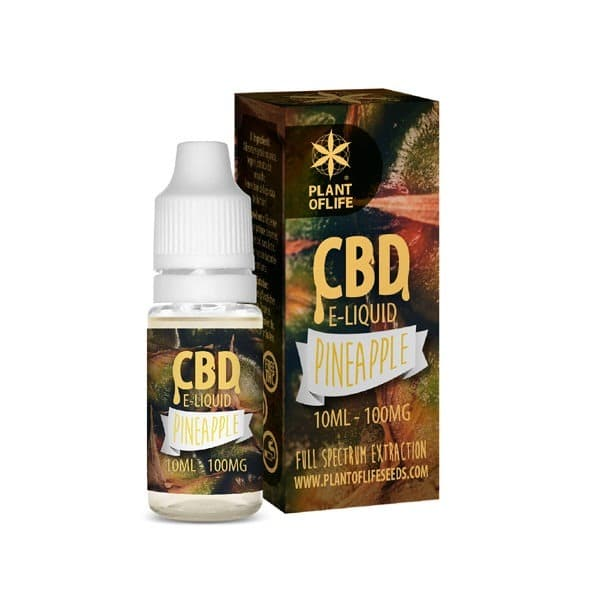 E-Liquide Pineapple 1% CBD