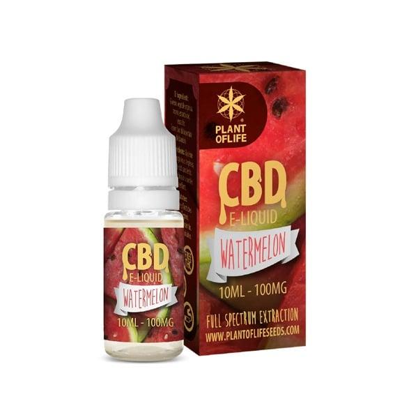 E-Liquide Watermelon 1% CBD