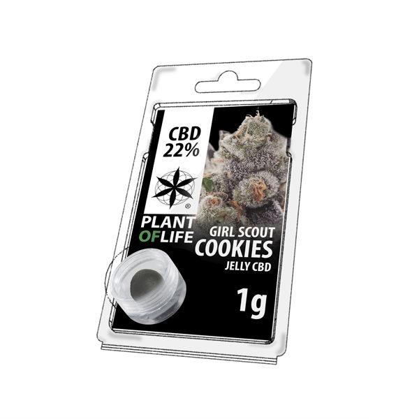 Girl Scout Cookies 22% CBD
