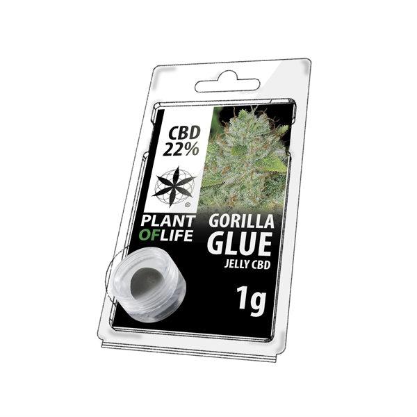 Gorilla Glue 22% CBD