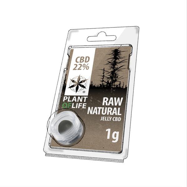 Raw Natural 22% CBD
