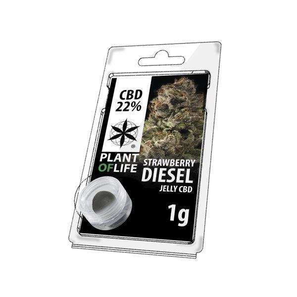Strawberry Diesel 22% CBD