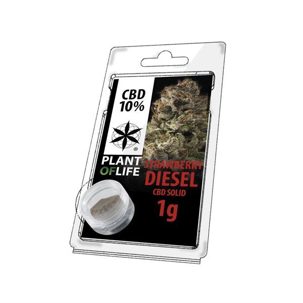 Strawberry Diesel 10% CBD