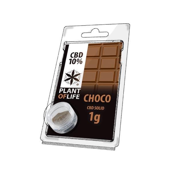 Résine de CBD Choco