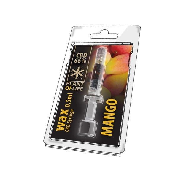 Wax de Mango 66% CBD (0.5g)